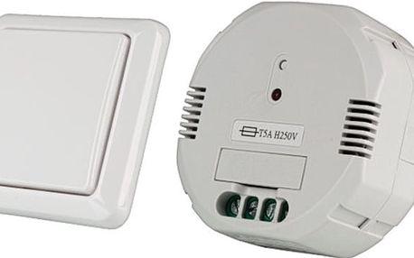 TRUST sada s bezdrátovým nástěnným vypínačem a vest. mini spínače - 71120