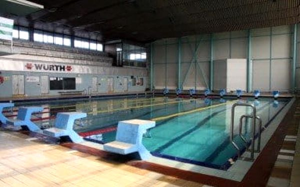 Studio Balzam - Plavecký stadion Slávie