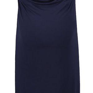 Tmavě modré těhotenské/kojicí šaty Mama.licious Marylou