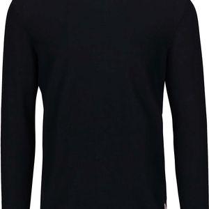 Tmavě modrý lehký svetr Jack & Jones Argo