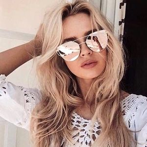 Dámské moderní sluneční brýle