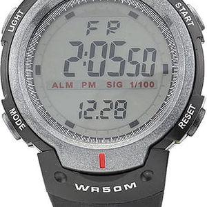 Digitální sportovní hodinky pro pány