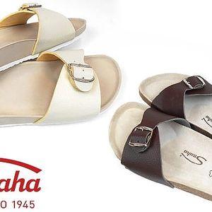 Kvalitní dámské nebo pánské pantofle s ortopedickými prvky od českého výrobce