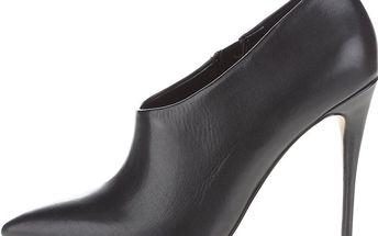 Černé boty na jehlovém podpatku ALDO Capestick