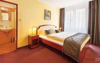 3–6denní wellness pobyt pro 2 v hotelu Haná*** v Mariánských Lázních s polopenzí