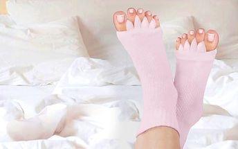 Adjustační-ortopedické ponožky