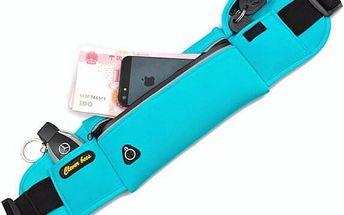 Vodovzdorná sportovní ledvinka - 6 barev