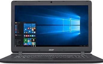 Notebook Acer ES17 (ES1-732-C1P8) (NX.GH4EC.002) černý