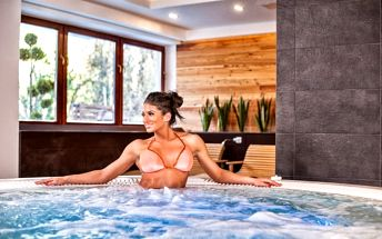 Sárvár luxusně s wellness a polopenzí