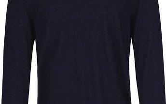 Tmavě modrý lehký rolák Burton Menswear London