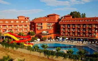 Turecko - Side na 8 až 12 dní, all inclusive s dopravou letecky z Prahy nebo Brna
