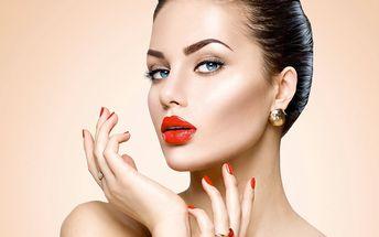 Ústa k zulíbání: permanentní make-up rtů