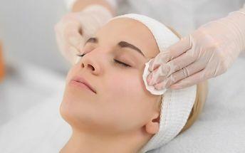 Kosmetické ošetření vč. laserové kúry