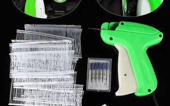 Splintovací pistole s tisícem splintů a pěti jehlami