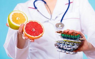 Výživová konzultace s detailní analýzou těla ve Studiu Wellness v Plzni