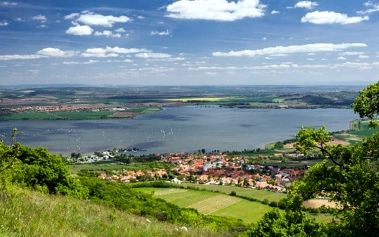 Jižní Morava se snídaní, vínem a koly
