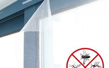 Ochranná síť do okna proti hmyzu - 150 x 130 cm - dodání do 2 dnů