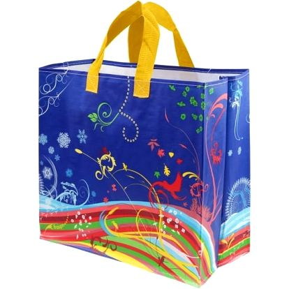 Pevná nákupní taška 45 x 20 x 40 cm