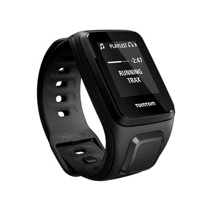 GPS hodinky Tomtom Cardio (S) (1RF0.002.01) černé