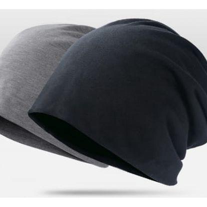 Dámská čepice pro všechna roční období