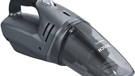 Akumulátorový vysavač Bosch BKS4043 stříbrný