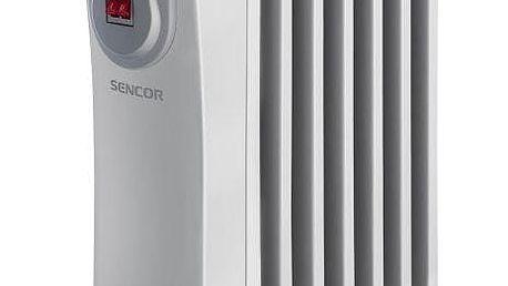 SOH 3007BE olejový radiátor