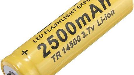 Dobíjecí 14500 baterie - 2500 mAh
