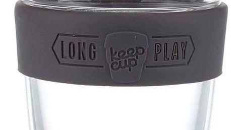 Designový cestovní skleněný hrnek KeepCup LP Honey Medium