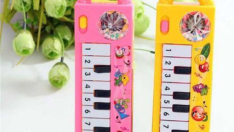 Dětské hrací piano