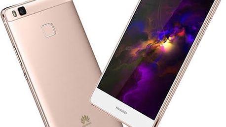 Mobilní telefon Huawei P9 Lite Dual SIM (SP-P9LITEDSPOM) růžový