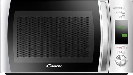 Mikrovlnná trouba s grilem Candy CMG 22DW