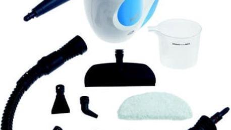 Parní čistič Dirt Devil M317-0 bílý/modrý