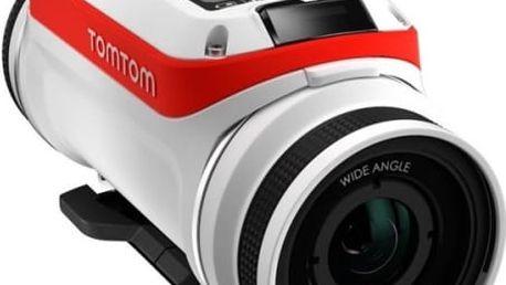 Outdoorová kamera Tomtom Bandit Adventure Pack (1LB0.001.02) bílá