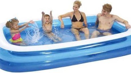 Bazén VETRO-PLUS obdelník, nafukovací