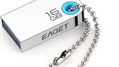 USB 3.0 flash disk v moderním metalickém designu (16, 32, 64GB)