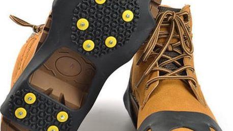 Protiskluzová ochrana na boty