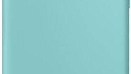Kryt na mobil Apple Silicone Case pro iPhone 7 - jezerně modrý (MMX02ZM/A)