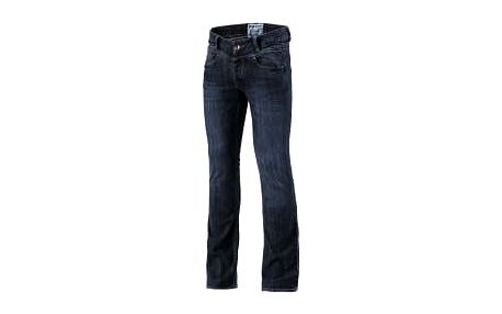 SCOTT W's Denim vel. L dámské jeansové moto kalhoty