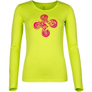 Dámské tričko KILPI KALEVA-W Světle zelená 38