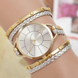 Vícevrstvé dámské hodinky v mnoha barvičkách