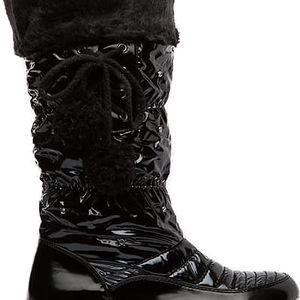 Dámské černé sněhule Madonna 111