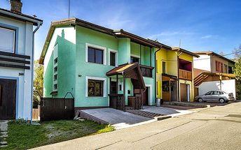 3–6denní pobyt pro 2 v penzionu Lesná Villa ve Vysokých Tatrách