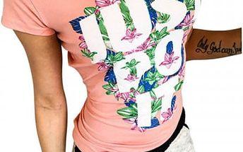 Dámské tričko s nápisem Just Do It