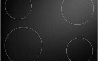 Sklokeramická varná deska Amica DS 6400 černá