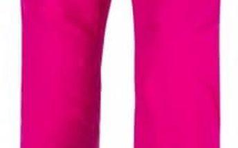 Dámské lyžařské kalhoty KILPI EUROPA-W Růžová 44