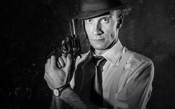 Úniková hra - Staňte se agentem MI6