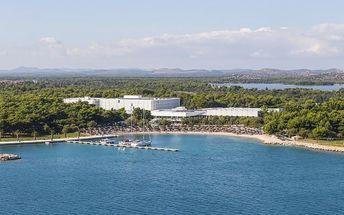 Chorvatsko - Šibenik na 8 až 10 dní, polopenze s dopravou vlastní nebo autobusem