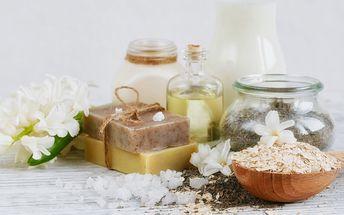 Kurz výroby bylinné kosmetiky: od soli po parfém