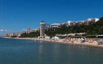 Bulharsko - Sveti Vlas na 8 až 11 dní, all inclusive s dopravou vlastní