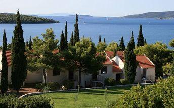 Chorvatsko - Trogir na 8 až 10 dní, plná penze nebo bez stravy s dopravou autobusem, letecky z Prahy nebo vlastní